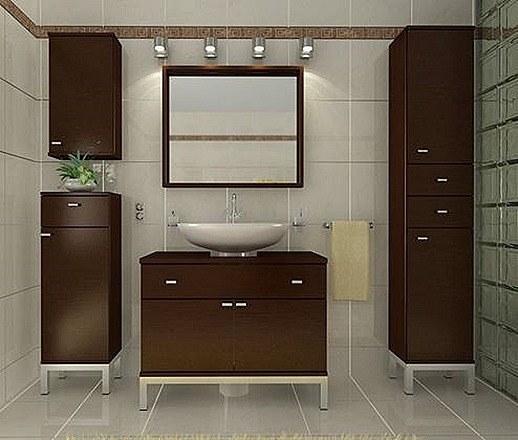 Muebles para lavabos con pedestal blogdecoraciones for Mueble bano dos lavabos baratos