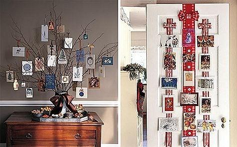 5 ideas baratas decoraci n de navidad blogdecoraciones for Puertas decoradas navidad material reciclable