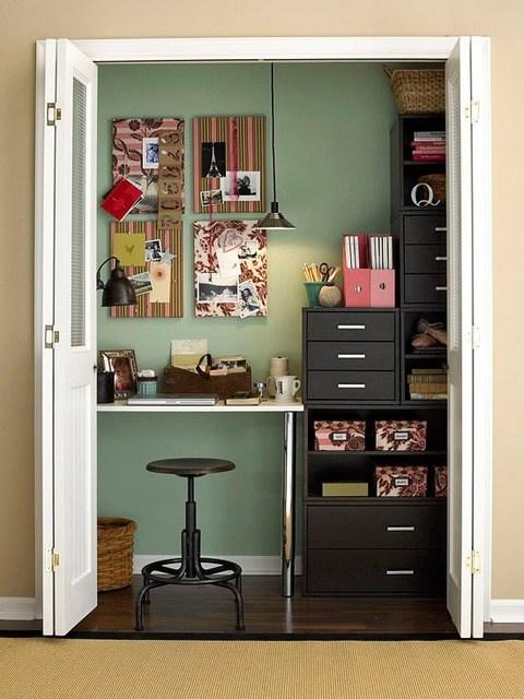 oficinas para casas peque as blogdecoraciones