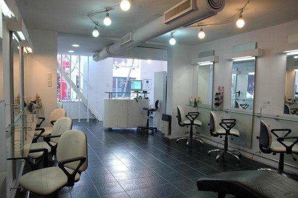 Decorar la peluquer a blogdecoraciones - Interiores de peluquerias ...
