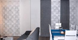 Cómo decorar con paneles japoneses: consejos y diseños