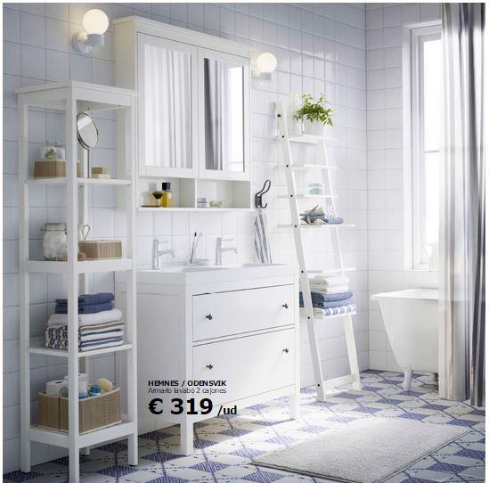 de baños Ikea