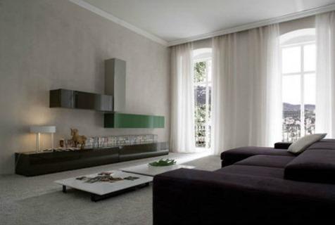 Salón minimalista 2