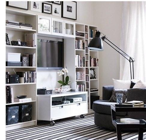 Decoraci n pisos peque os trucos blogdecoraciones - El mueble salones pequenos ...