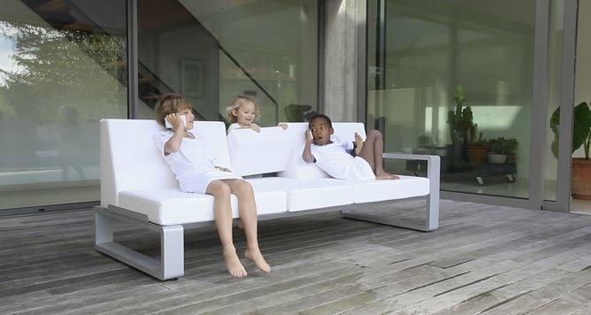 Sofás para el jardín o la terraza | ideas para escoger ...