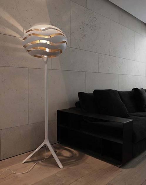 foto de Lámparas de pie modernas