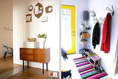 Ideas para decorar el recibidor blogdecoraciones - Ideas decorar recibidor ...