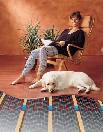 Ventajas del suelo radiante blogdecoraciones - Ventajas suelo radiante ...