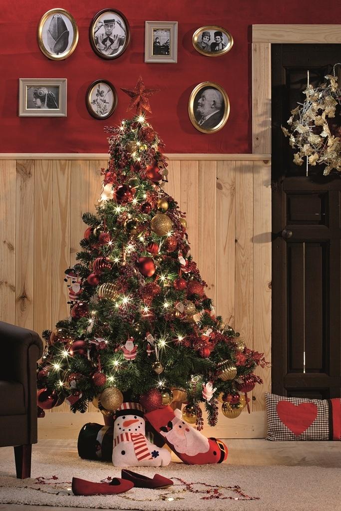 C mo decorar un rbol de navidad blogdecoraciones for Como decorar mi casa para navidad