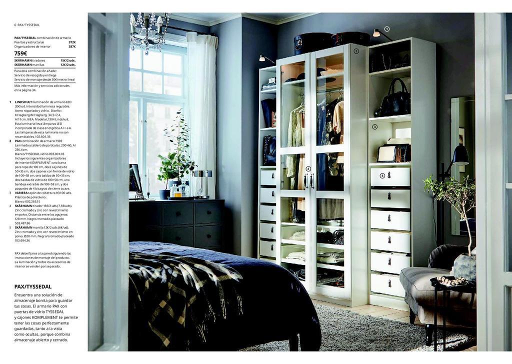 Catálogo De Armarios Ikea 2020 Blogdecoraciones Com