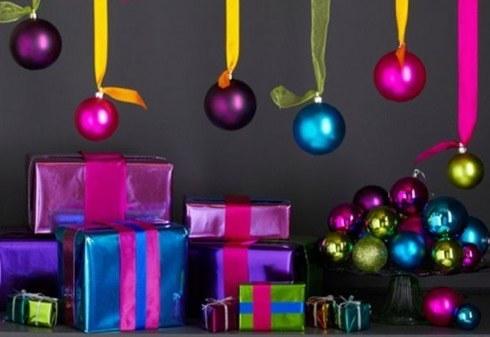 ideas baratas Decoración de Navidad
