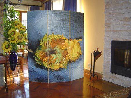 Pon linda tu casa decoraci n con biombos - Decoracion con biombos ...