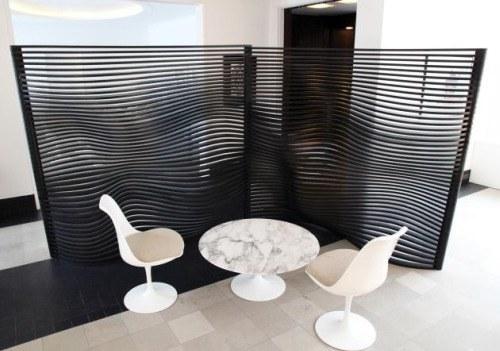Biombos decorativos blogdecoraciones for Separadores de espacios ikea