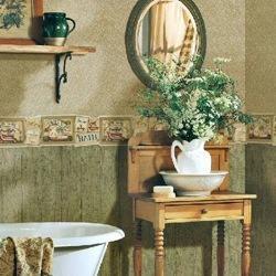 Decoraci n de ba os r sticos blogdecoraciones - Banos rusticos decoracion ...