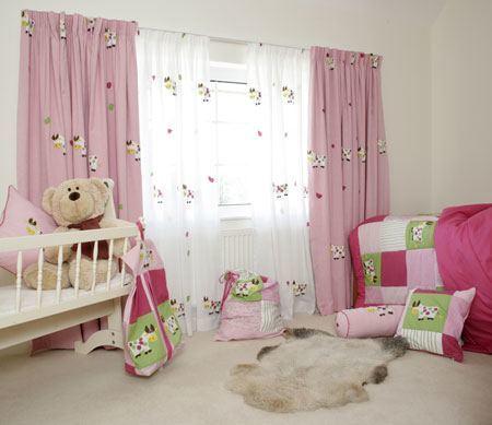 C mo decorar la habitaci n del beb blogdecoraciones for Decoracion de cuarto para nina recien nacida
