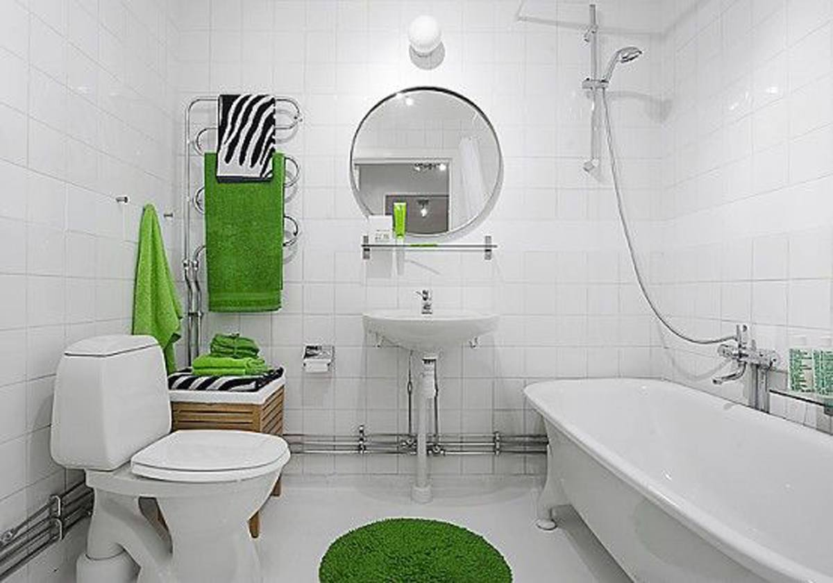 3 claves para tener un ba o moderno por poco dinero blogdecoraciones Bathroom designs for small flats in india