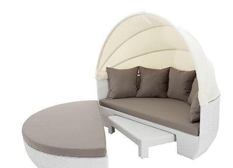 Camas de jardin blogdecoraciones - Muebles chill out baratos ...