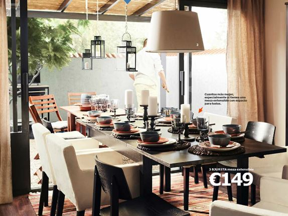 Cat logo ikea 2015 con fotos - Ikea mesas plegables catalogo ...