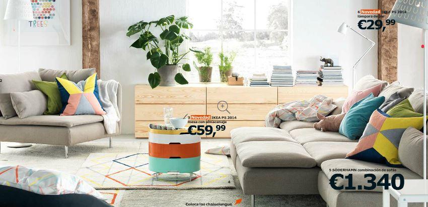 catálogo Ikea 2015-rel