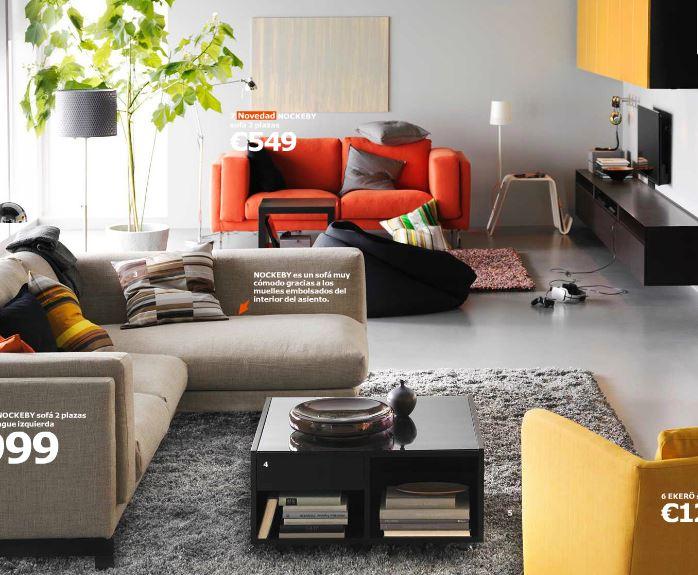 Catálogo Ikea 2015 los salones