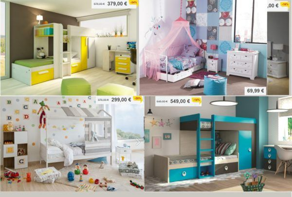 Cat logo conforama 2018 blogdecoraciones for Dormitorio nina barato