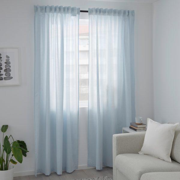 como subir el bajo cortinas vivan ikea