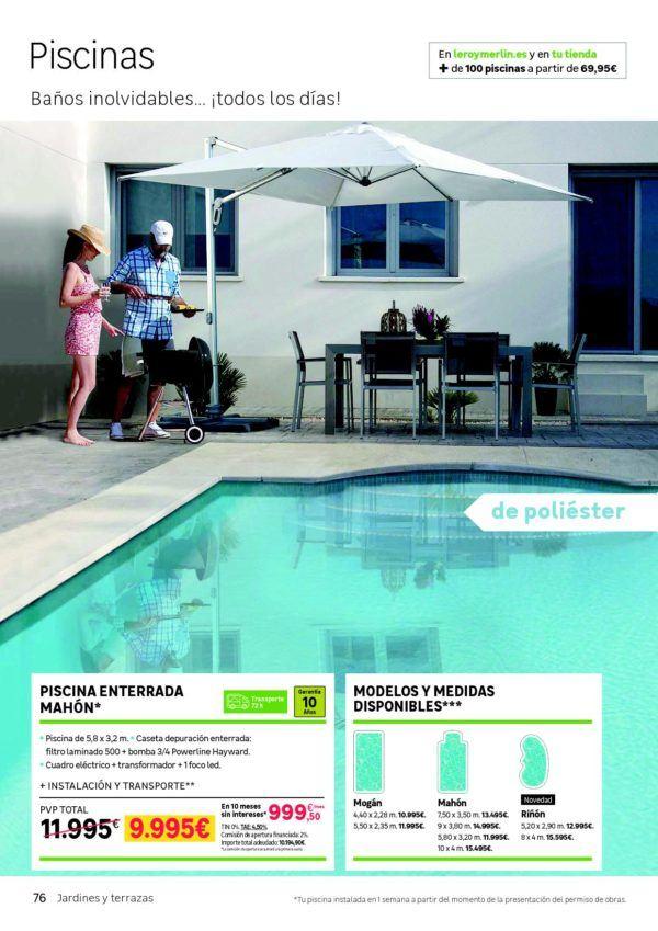 Valla piscina leroy merlin beautiful casas cocinas mueble vallas para jardin en leroy merlin - Aki vallas jardin ...