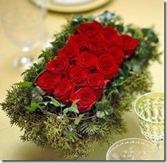 centro-de-mesa-navidad-rosas-rojas