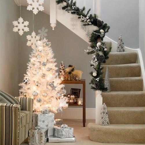 3 decoraciones de árboles de Navidad | tendencias 2015