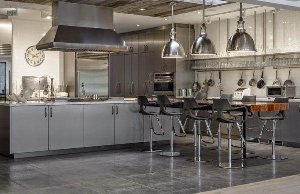Cocinas blancas y luminosas - BlogDecoraciones