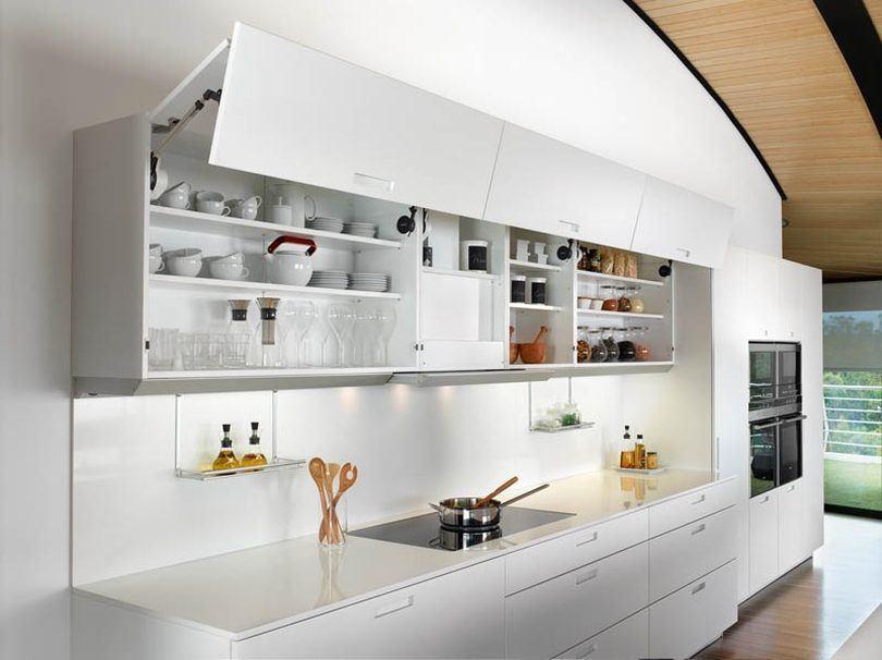 muebles para cocinas minimalistas - Cocina Minimalista