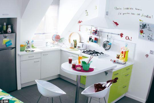 Cocina decorando interiores page 5 - Decorar cocina pequena ...