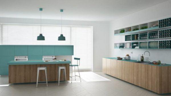 cocinas-azules-cyan-madera-istock5
