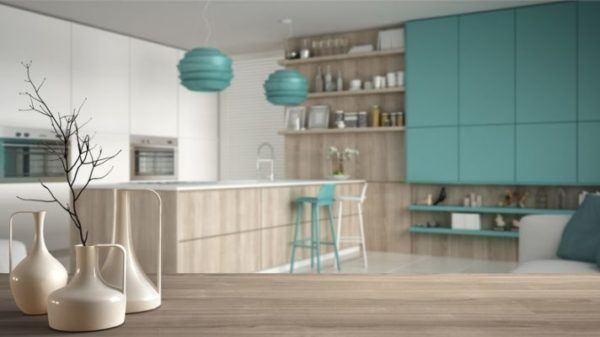 cocinas-azules-turquesa-madera-blanco-istock6
