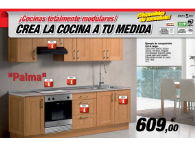 Cocinas brico depot crea a medida blogdecoraciones for Muebles de cocina brico depot