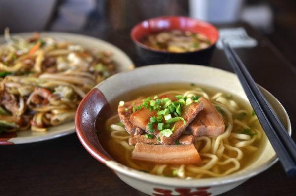 Cocinas japonesas comida