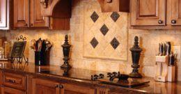 Cocinas rústicas y de madera 2017