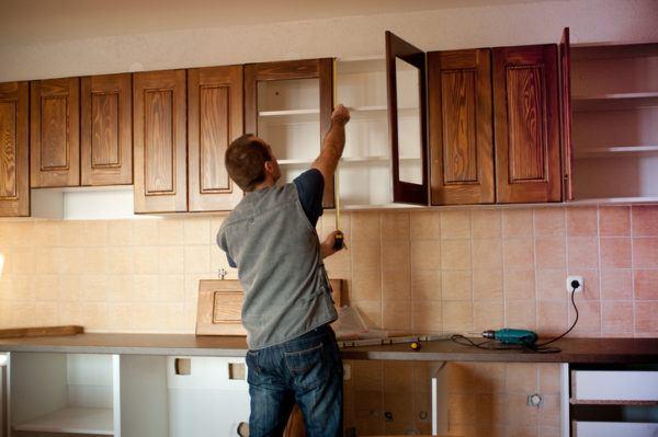Cocinas rusticas de madera constructor