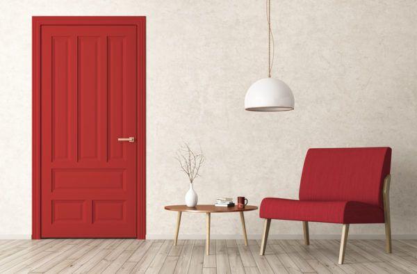 Colores combinan con rojo