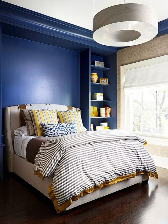 Ideas Para Dar Colorido A Una Habitacion Blogdecoraciones