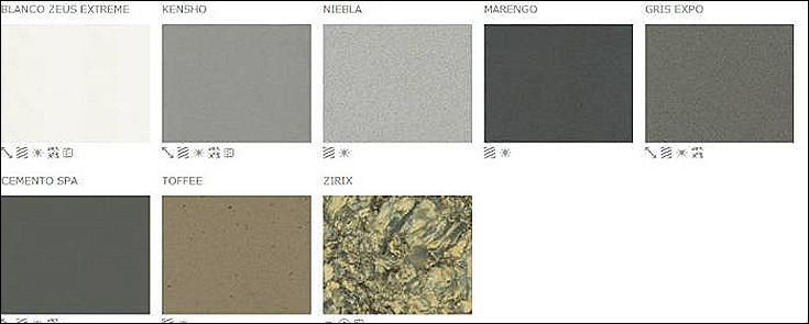 Encimeras silestone 2014 blogdecoraciones for Encimeras silestone colores