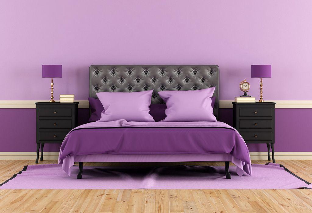 Significado de los colores para tu dormitorio for Colores para dormitorios