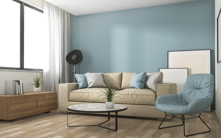 Los mejores colores que combinan con azul para decorar una - Colores que combinan con beige ...
