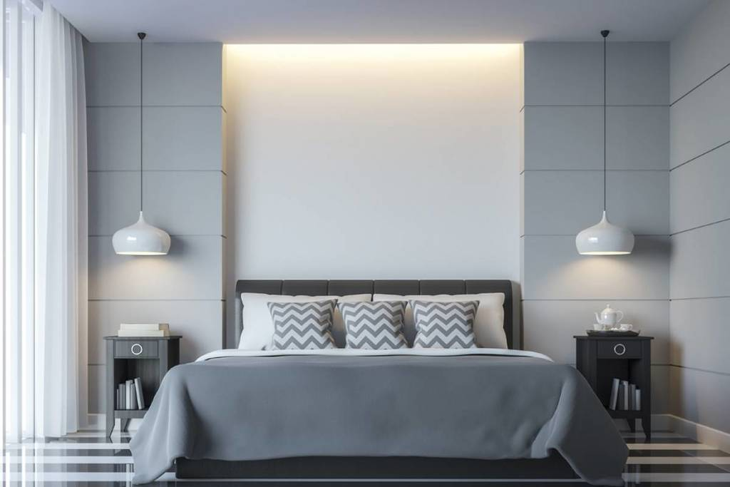 Los mejores colores que combinan con gris para decorar una - De que color pinto el salon ...