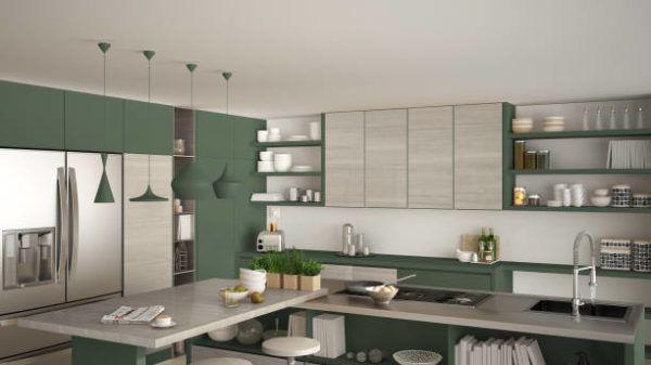 Los mejores colores que combinan con gris para decorar una for Azulejo para pared de sala
