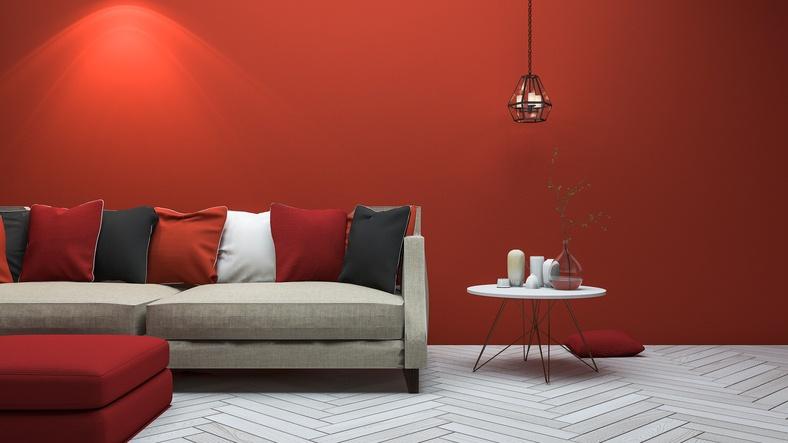 Los Mejores Colores Que Combinan Con Rojo Para Decorar Una Casa - Colores-que-combinan-con-rojo