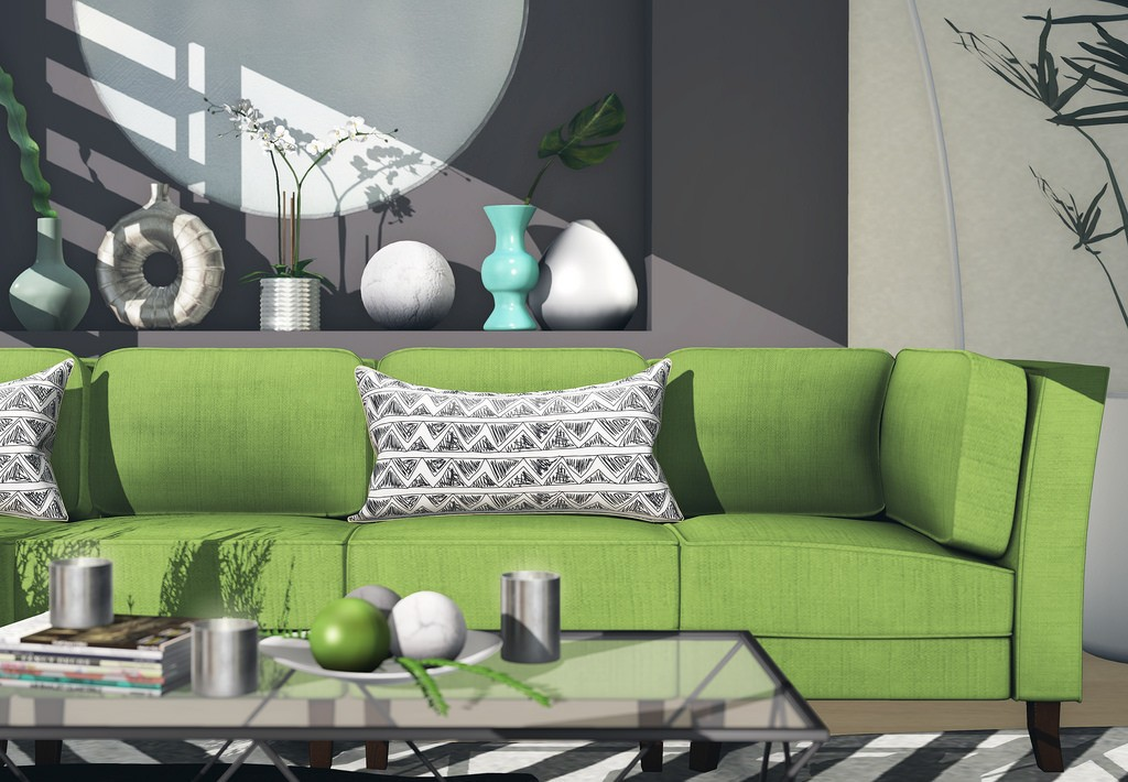 Decorar Con Sofas De Distintos Colores