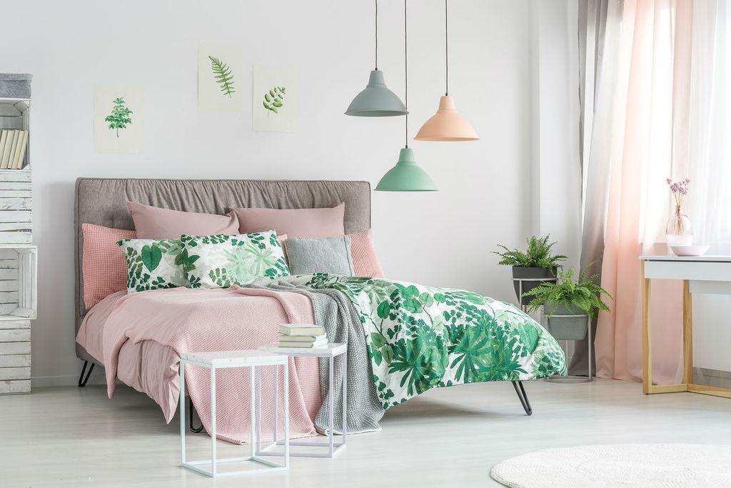 Los mejores colores que combinan con verde para decorar - Colores que combinan con rosa ...