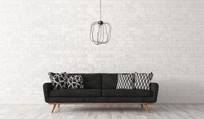 Como Decorar Un Sofa Blanco Con Cojines.Como Colocar Los Cojines Del Sofa Blogdecoraciones Com