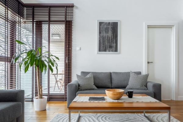 Como decorar la pared del sofa _cuadro